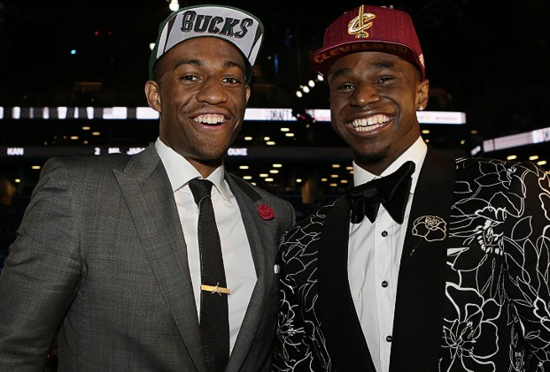 The Best and Worst from the NBA Draft