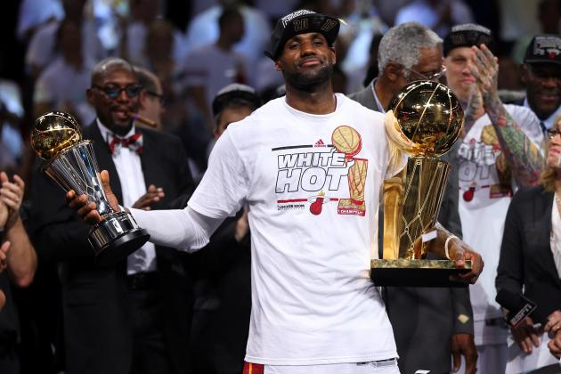 The Curious case of Lebron James
