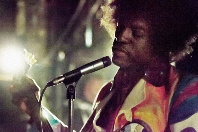 Official Trailer for Jimi Hendrix Film Starring Andree 3000 Released.