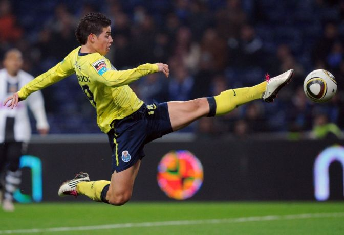 Unsung Hero's: The Rise of James Rodriguez