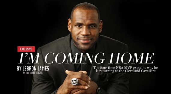 2016 A Contract Odyssey: The Genius of LeBron James' New Contract