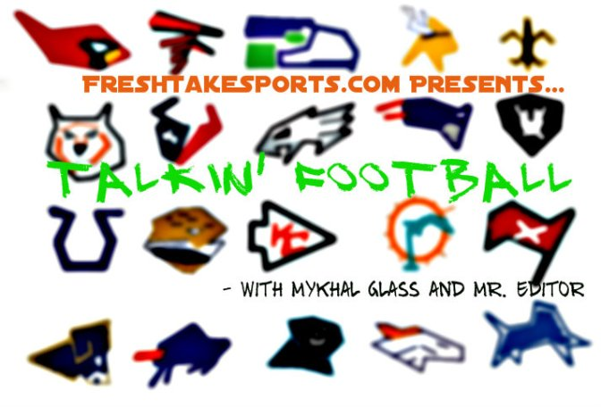 Talkin' Football: The Offseason, Part 1