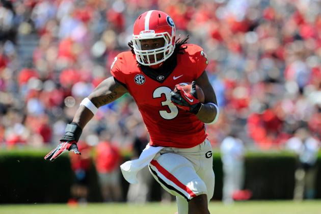 Gurley, and The Dawgs Run Past Clemson