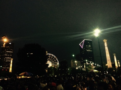 The city of Atlanta came alive this weekend for Outkast
