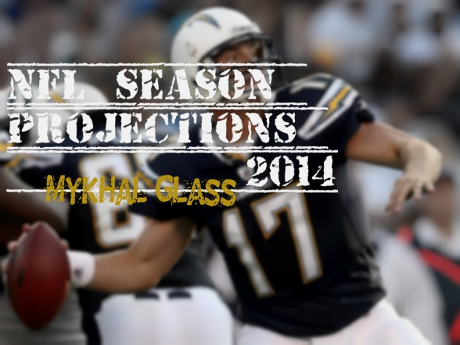 NFL Season Projections 2014 (Mykhal)