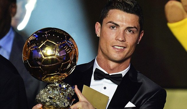 Cristiano Ronaldo Adds More Hardware To The Trophy Room