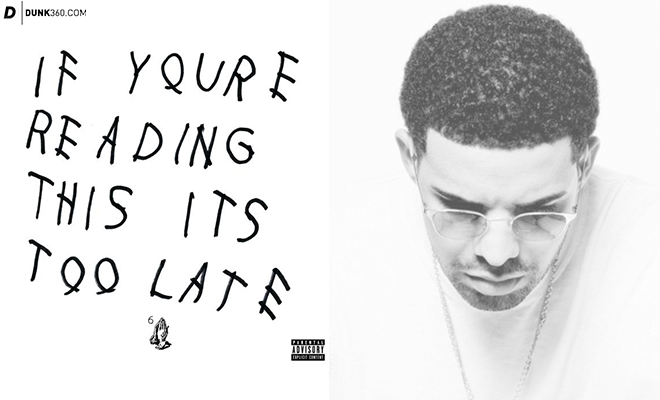 "Freshtake Artist Spotlight: Drizzy ""If You're Reading This It's Too Late"""