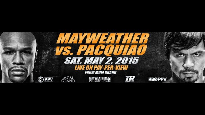 The Eve Of The Fight Of The Century