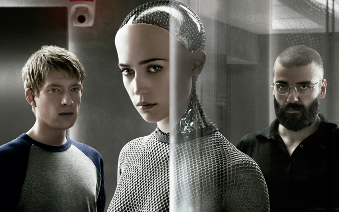 Ex Machina : Rise of the Machine