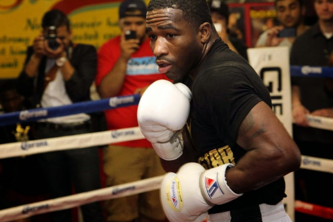 The New Kid On The Block: Adrien Broner