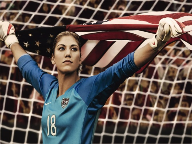 Hope Solo: The American Double Standard