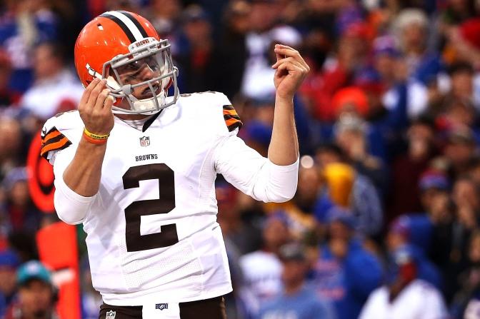 "Johnny Football: Saving his ""Money"""