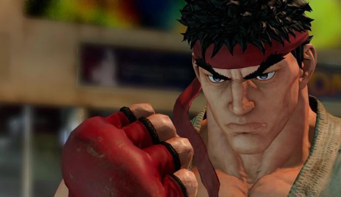 Ryu Got The Game On Smash