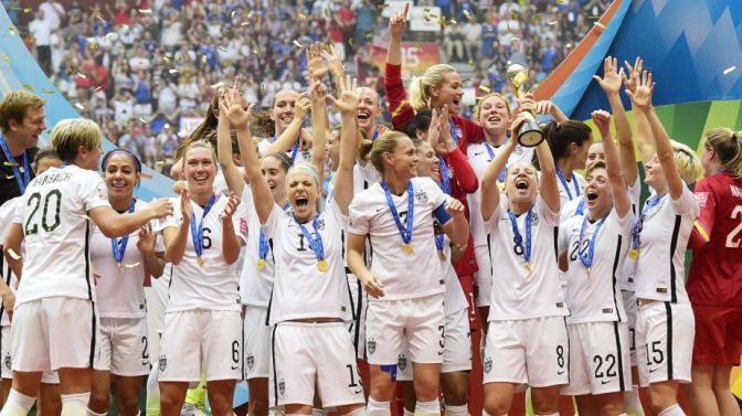 USWNT Avenge Japan In World Cup Final Rematch