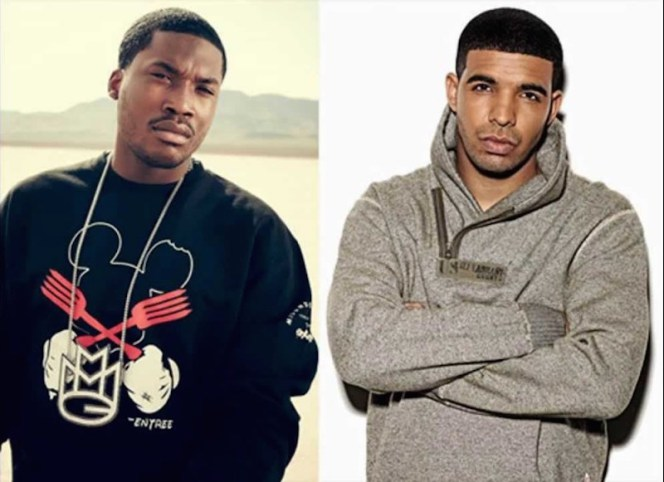 Drake vs. Meek Mill Twitter Tweef